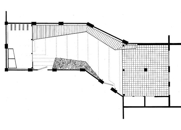 Nassauplein tuinontwerp door saskia de wit for Plattegrond tuin maken